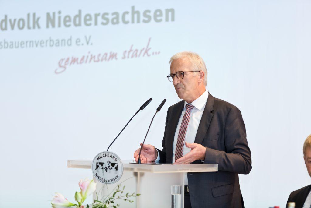 Albert Schulte To Brinke Präsident Landvolk Niedersachsen