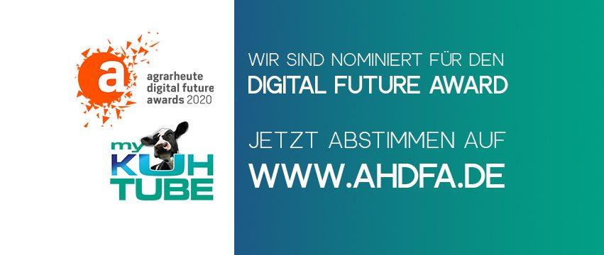 Digital Future Awards von Agrarheute ausgelobt