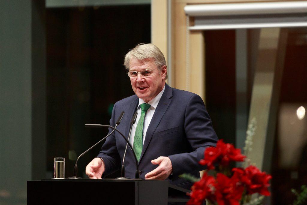 Dr. Heinrich Bottermann, Staatssekretär im nordrhein-westfälischen Umweltministerium