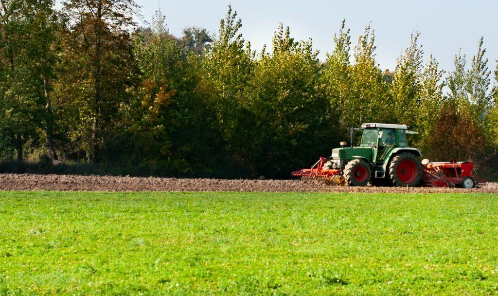 """Bauernmilliarde ist """"nur berühmter Tropfen auf den heißen Stein"""", sagt Niedersachsens Landwirtschaftsministerin Barbara Otte-Kinast. Foto: ©Sabine"""