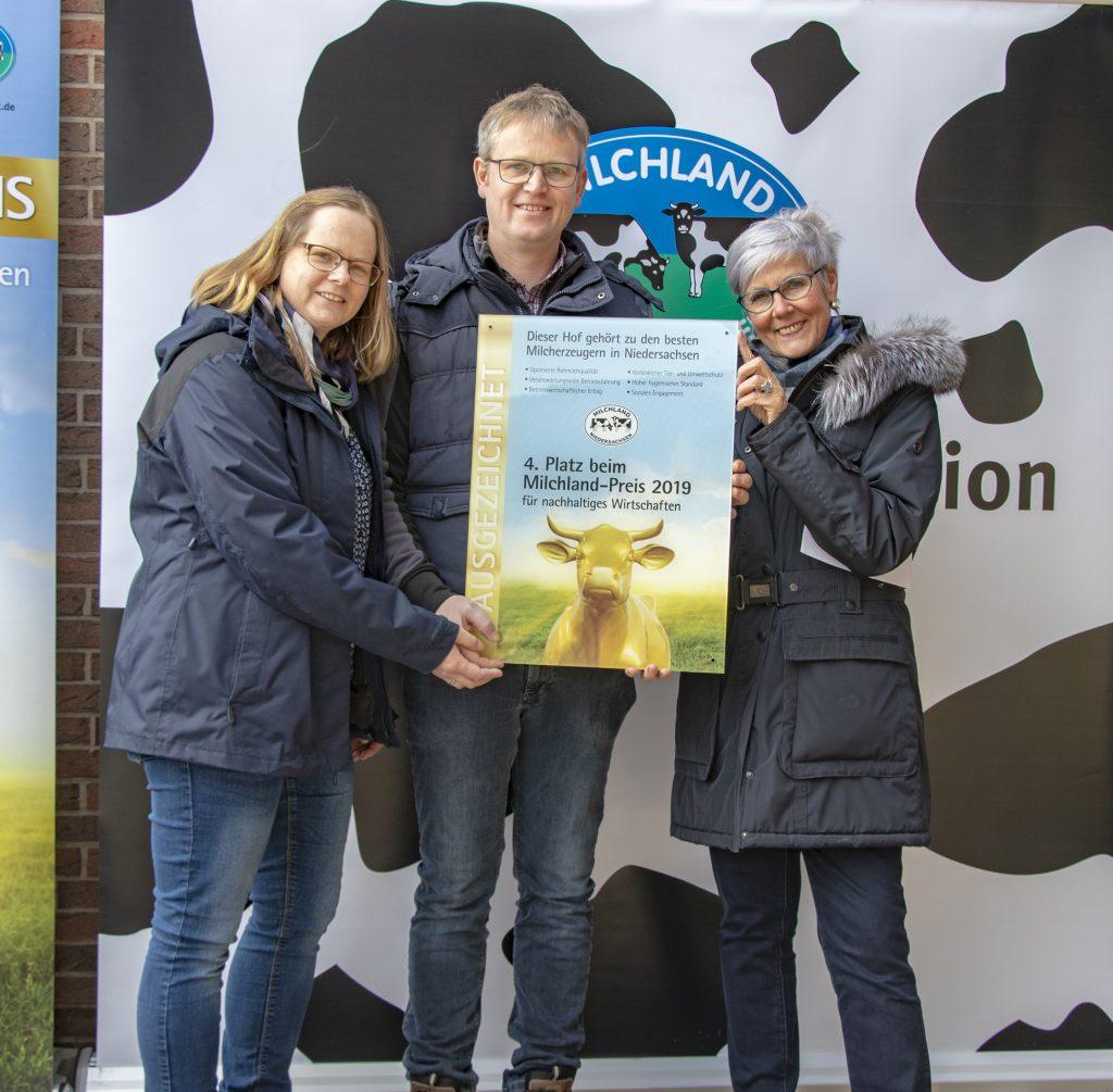 Milchlandpreis 2019 Rehbock