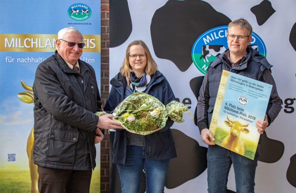 Rehbock Milchlandpreis 2019