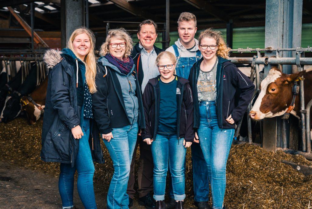 Familie Lüschen Strudhoff, My KuhTube