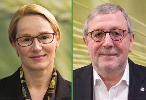 Dorothee Renzelmann und Ludger Gude