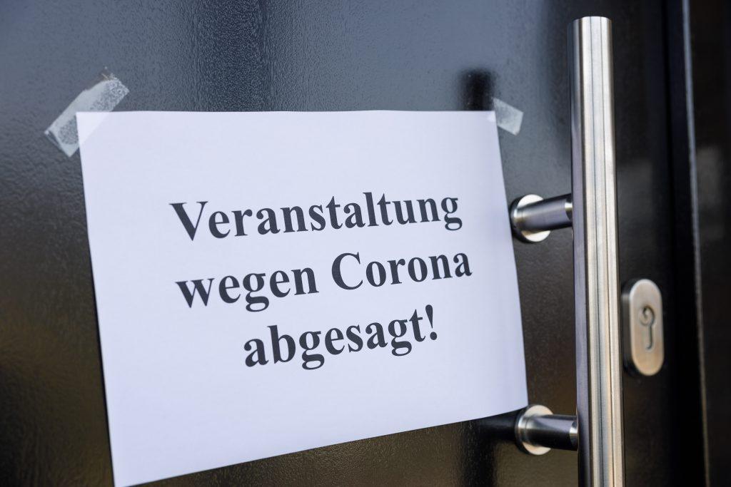 Absage ahlem, Veranstaltung, Corona, Pandemie