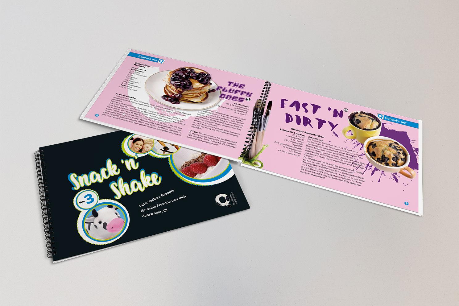 Snack 'n' Shake 3 - Für Kinder und Jugendliche