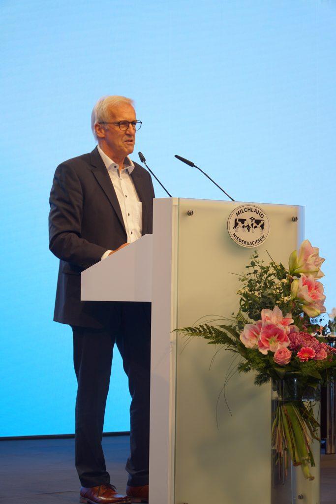 Albert Schulte-to-Brinke auf der LVN-Mitgliederversammlung