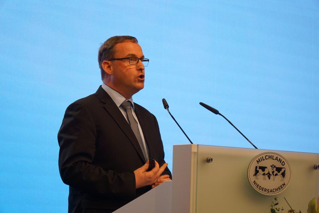 Frank Feuerriegel auf der LVN-Mitgliederversammlung