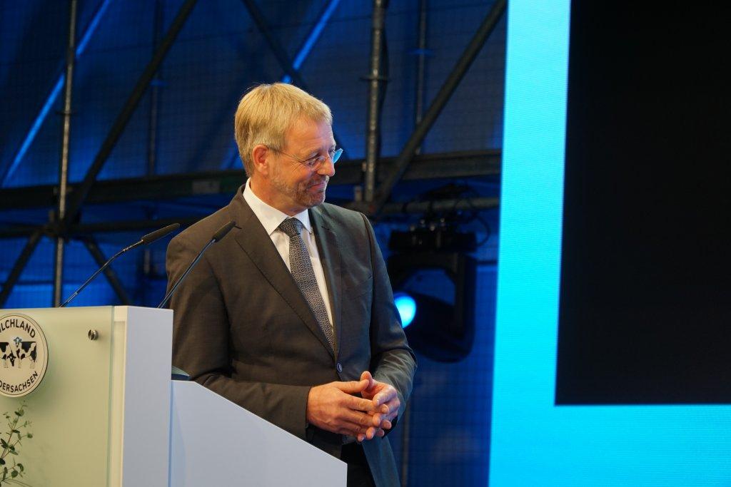 Jan Heusmann auf der LVN-Mitgliederversammlung