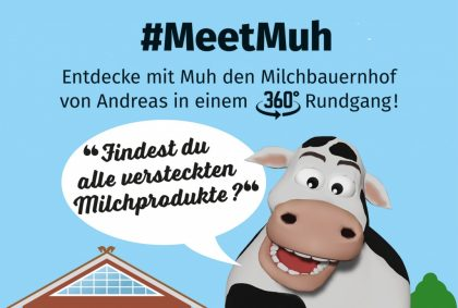Gewinnspiel #MeetMuh