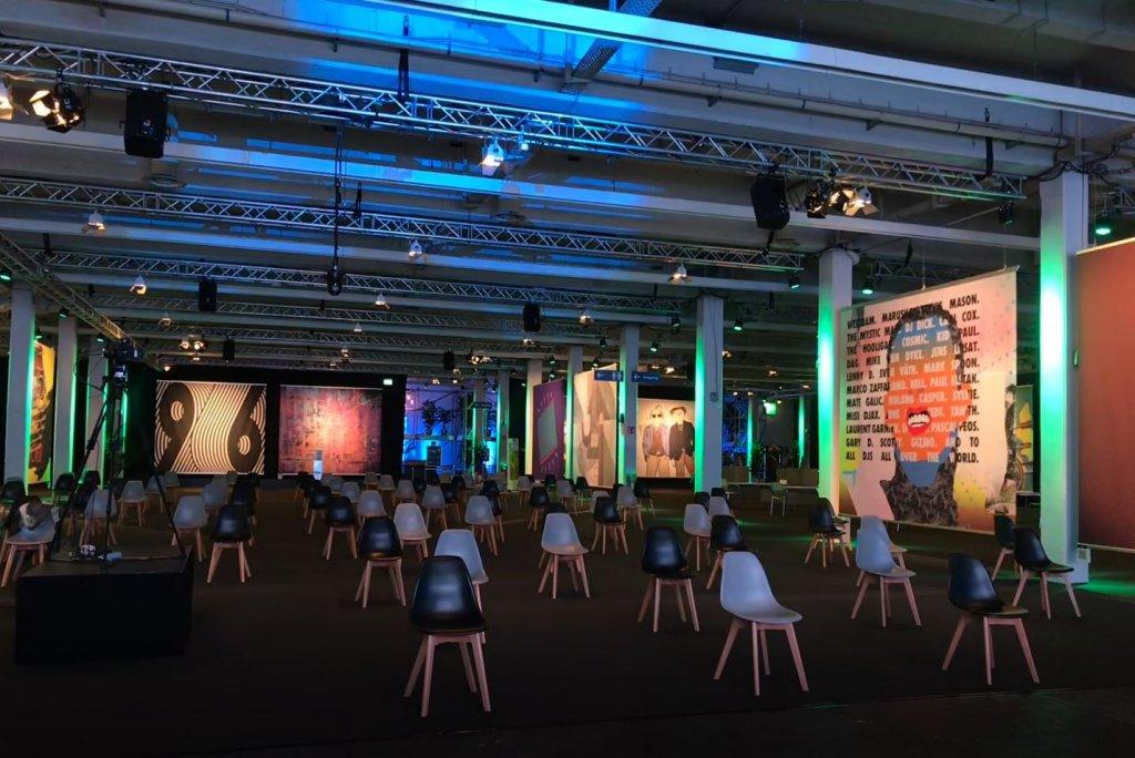 LVN-Mitgliederversammlung im H'Up auf dem Messegelände Hannover