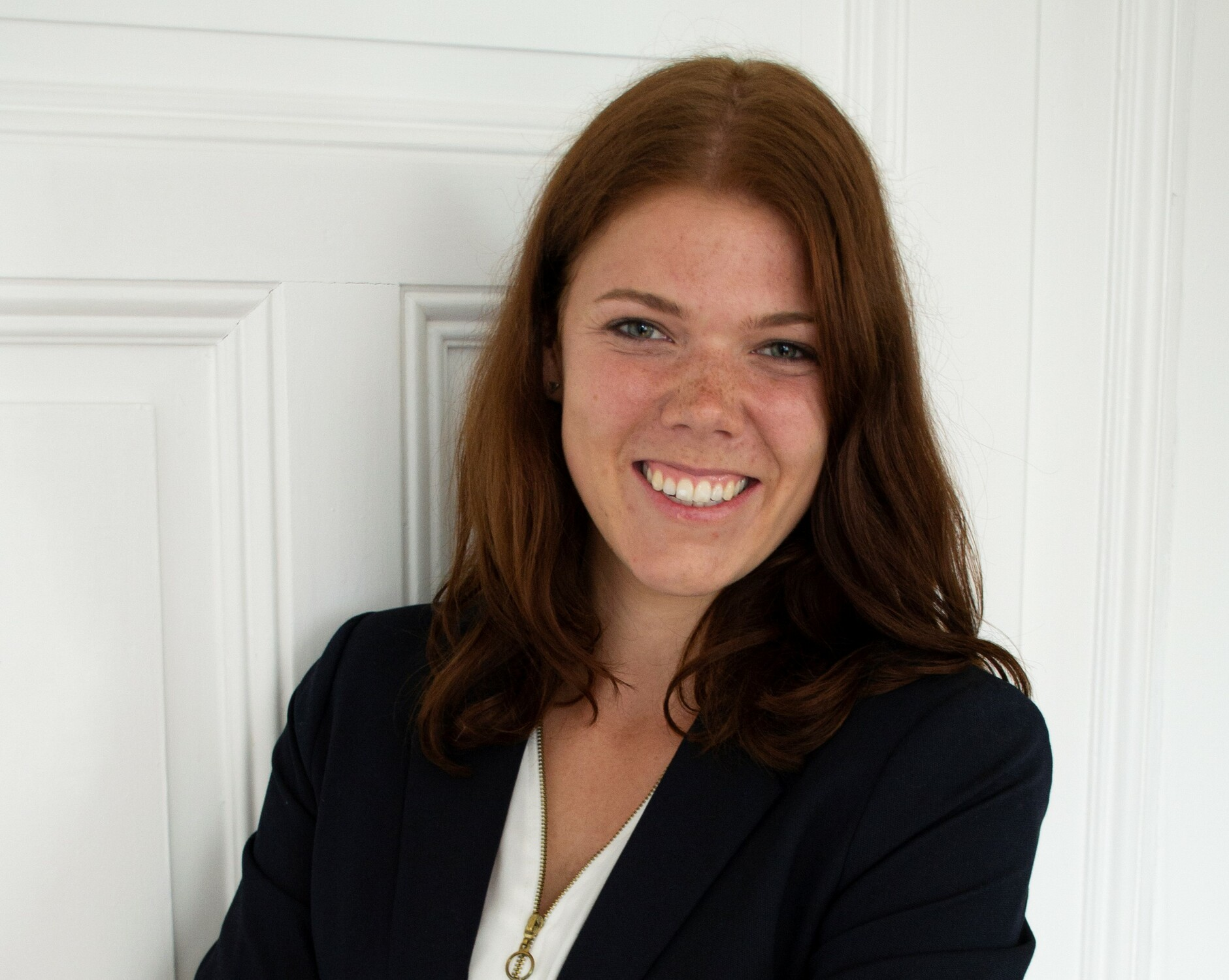 LVN-Mitarbeiterin Christina Brandenburg