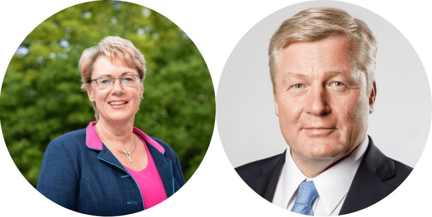 Ministerin Barbara Otte-Kinast und Minister Dr. Bernd Althusmann setzen sich für die Vermeidung unlauterer Handelspraktiken ein