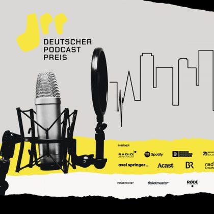 Cover Deutscher Podcastpreis