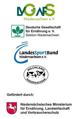 Logos der Partner der Fachtagung Tischlein deck dich