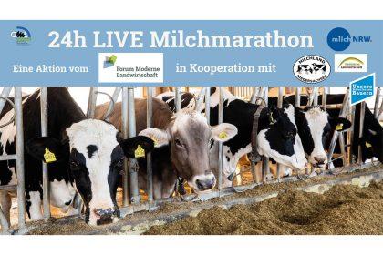 24h LIVE Milchmarathon