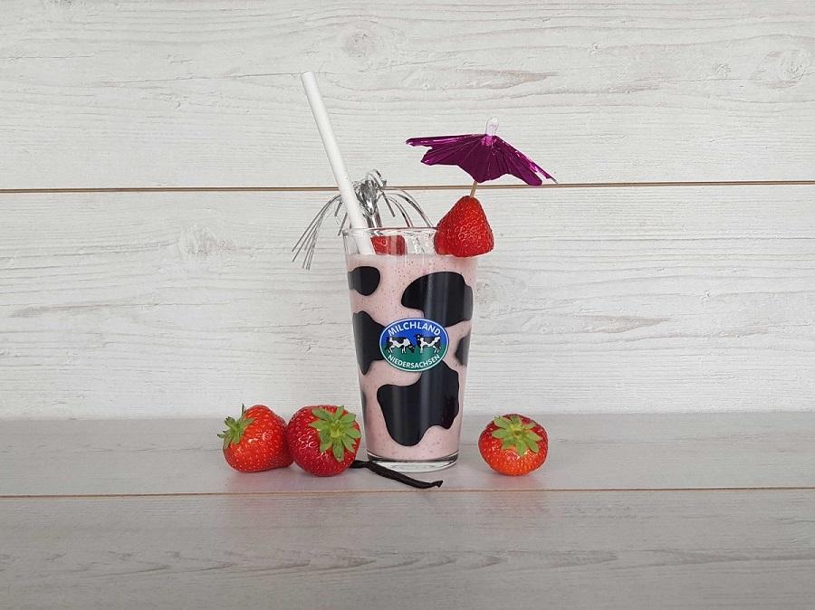 Erdbeer-Vanille-Shake_Milchshakes des LVN