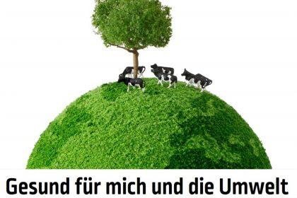 Unterrichtsmaterial Milch und Umwelt