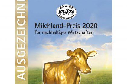 Muster Hofschild Milchlandpreis