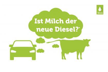 Ist Milch der neue Diesel?