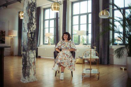 Influencerin Ewa Tomko