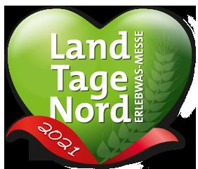 Logo LandTageNord 2021