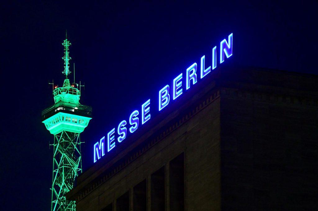 Internationale Grüne Woche 2022 in Berlin